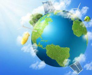 El papel global de las empresas de luz.