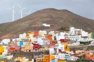 Puerto de Sardina, Gran Canaria empresas de luz renovable