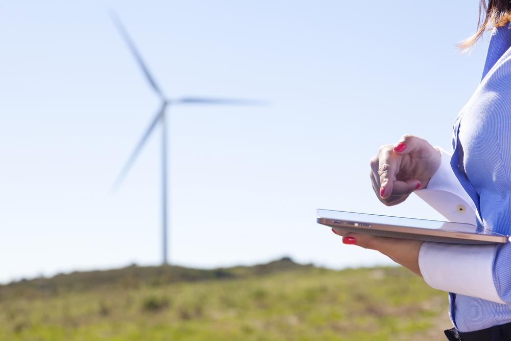 que energia renovable es la mas eficiente parque eolico