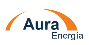 logo aura electricidad