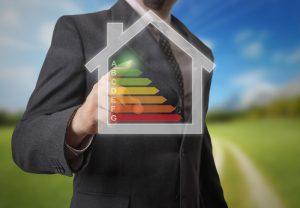 Casa con eficiencia energética, climatización casa