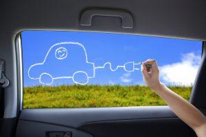 Mercado coches electricos 2018
