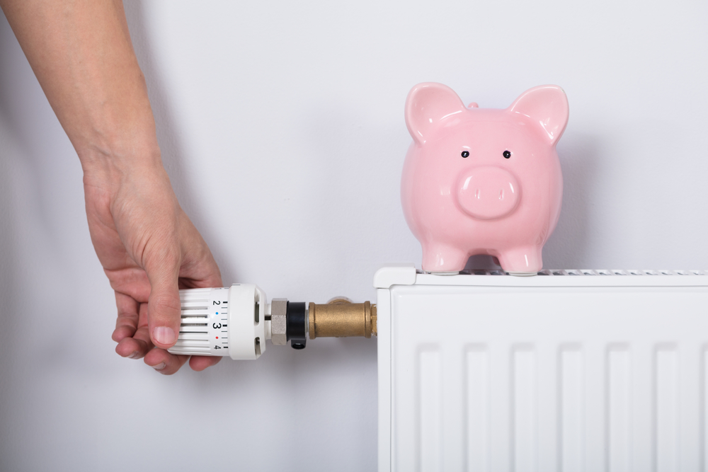 como ahorrar energía en la instalación de una calefacción
